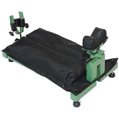 rifle bench vise allen recoil reducer bench rest and vise green black