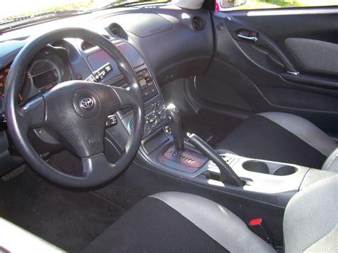 2005 Toyota Celica Interior 2005 toyota celica interior pictures cargurus