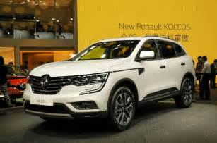 Renault News Renault Koleos 2017 New Model Price In India Features
