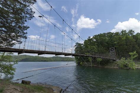 swinging bridge lake marina dale hollow lake clay county partnership chamber of commerce