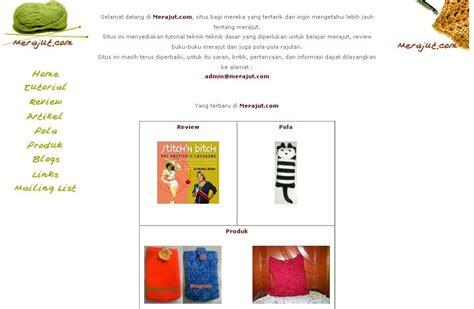 tutorial merajut pdf merenda crochet dengan benang web merajut com