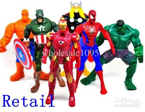 Figure 6pcs 343 2017 the 15cm figure doll toys the marvel captain from