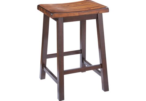 counter stool or bar stool height adelson chocolate counter height stool barstools dark wood