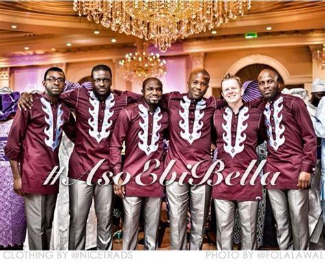 aso ebi for men bellanaija weddings presents asoebibella vol 27 new