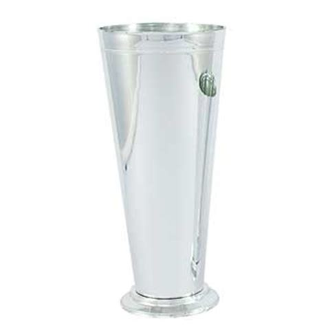 Silver Plastic Vases by Containers Vases Plastic Containers Metallic Plastic Containers Floral Supply Syndicate