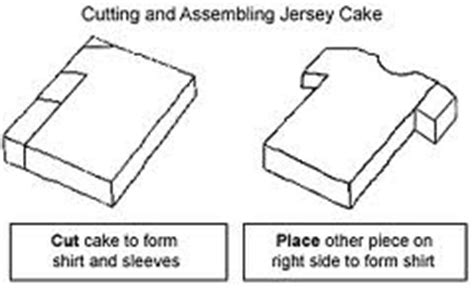 pattern making jersey cake optimist happy birthday 2