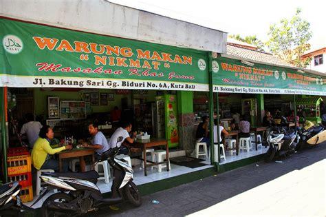 warung makan nikmat tempat makan khas jawa  enak