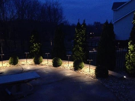 outdoor landscape lighting design landscape lighting design