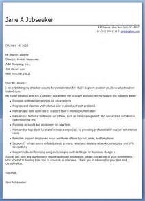 sle cover letter it professional cover letter exles
