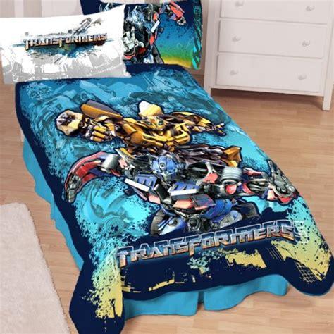 transformers bedding room decor