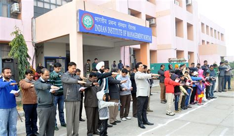IIM Rohtak » » 65th Republic Day Celebration