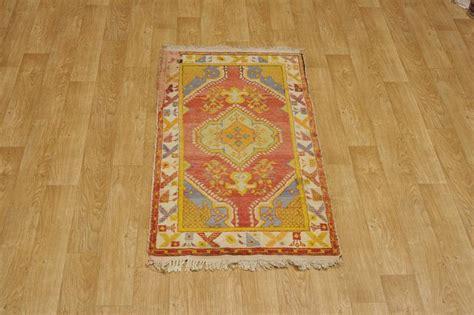 3x6 Area Rug decorative antique 3x6 yahyali turkish area rug wool carpet ebay
