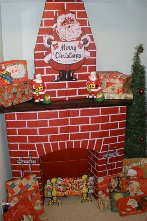 Fireplace Cardboard by 11 Best Cardboard Fireplaces Images On
