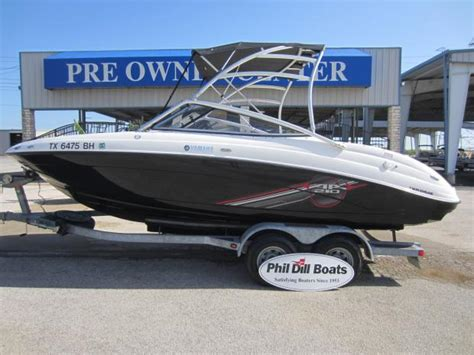 yamaha boats lewisville yamaha ar 210 boats for sale in lewisville texas