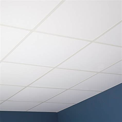 genesis ceiling tile genesis easy installation smooth pro lay in white ceiling