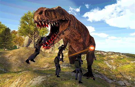 Dino Tirex dino t rex simulator apk free simulation