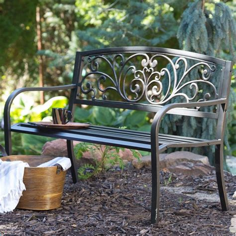 curved metal garden bench best 25 metal garden benches ideas on pinterest what is