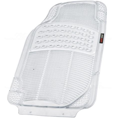 Clear Rubber Mats by Clear 3 Pc Rubber Floor Mats For Car Suv Zero Odor Motor
