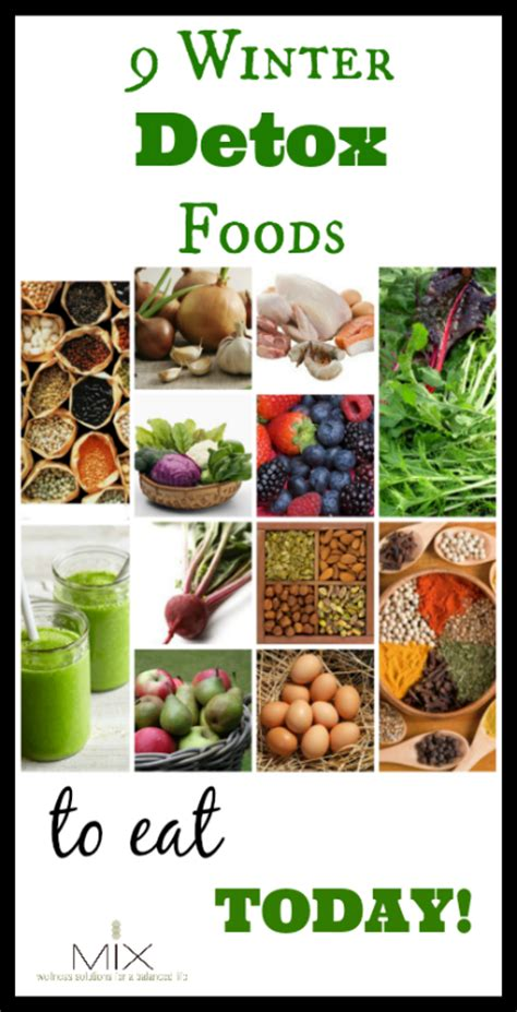What To Eat On A Detox 9 winter detox foods to eat today mix wellness