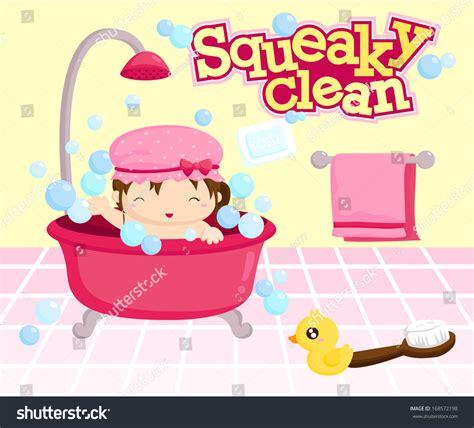 fun in the bathtub fun in the bath tub stock vector illustration 168572198 shutterstock