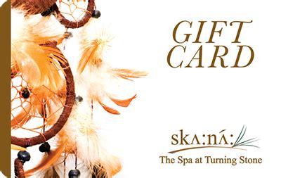 Turning Stone Gift Card - skana gift card