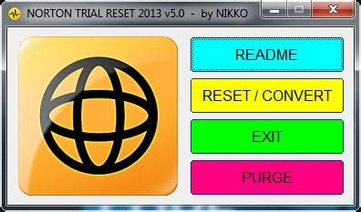 norton internet security 2015 trial reset by nikko персональный сайт