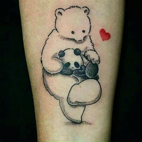 cute panda tattoo designs panda designs