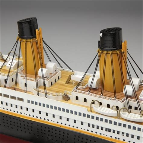 Home Theater Is A Titanic Replica by Rms Titanic Model Innovations