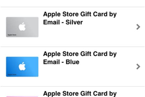 Where Can I Purchase Apple Store Gift Cards - apple store shoppers can send passbook compatible gift cards ars technica