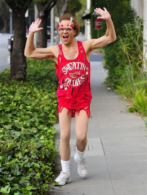richard simmons s day 18 photos of richard simmons still being fabulous richard simmons