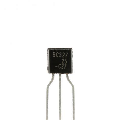 transistor pnp bc bc327 pnp transistor pack of 10 artekit