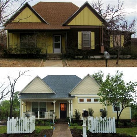 before and after 100 year house renovation