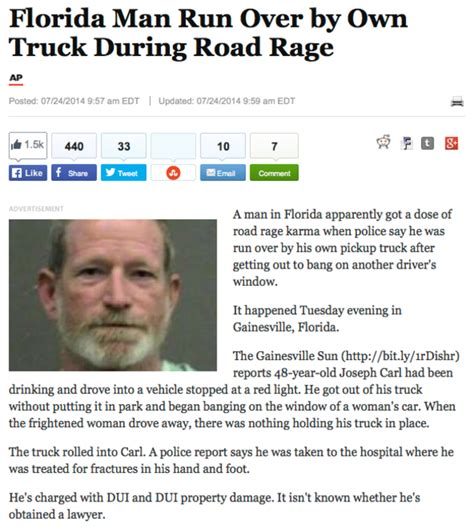 Florida Man Meme - image 800164 florida man know your meme