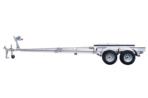 boat trailer dual axle 2 ton alloy boat trailer dual axle qld for sale boat