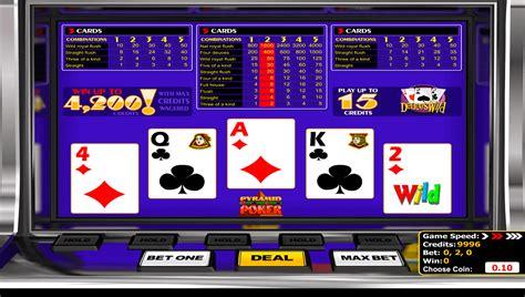play deuces wild  betsoft    casino hex