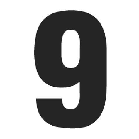 large numbers  print number solid   printables
