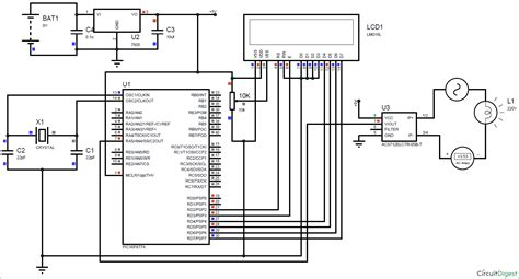 digital ac ammeter circuit diagram efcaviation