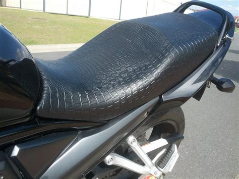 custom motorcycle seats images