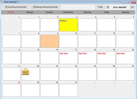 Types Of Calendars Types Of Calendar Smart Calendar Software User Guide