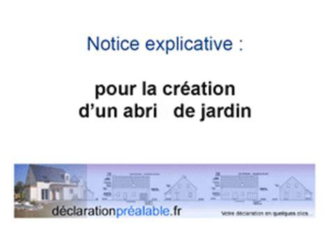 Declaration Prealable Abri De Jardin