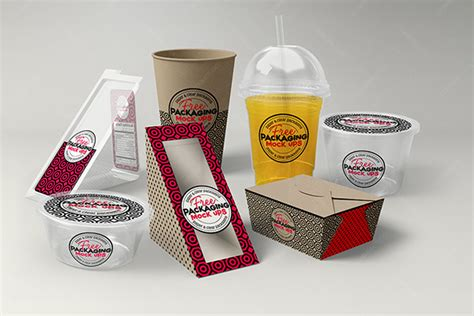 Cc Set Sekar 2in1 free 2 in 1 mock up template fast food deli set branding