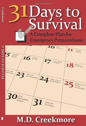 the dirt cheap survival retreat one s solution books 31 days to survival a complete plan for emergency