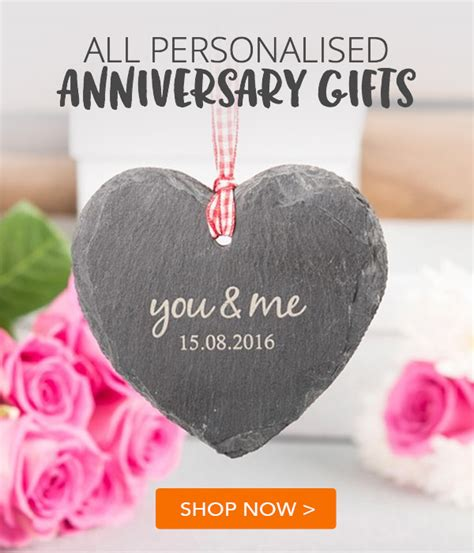 Wedding Anniversary Gift Uk by Wedding Anniversary Gifts Ideas Gettingpersonal Co Uk