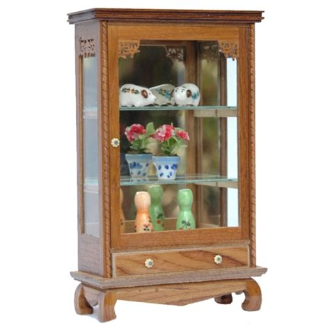 Display Cabinet For Dolls by Display Cabinet Dolls House Miniature Dolls House