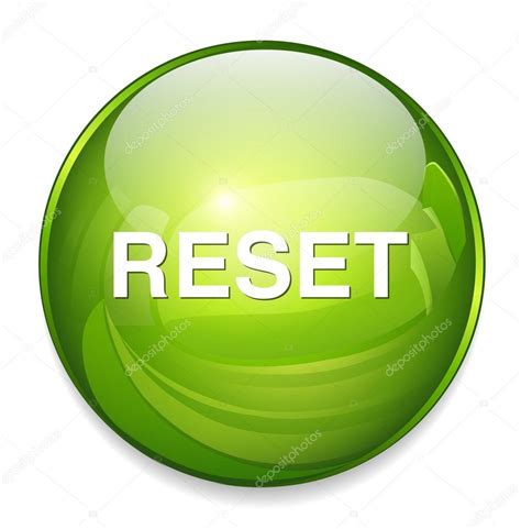 reset button icon stock vector 169 sarahdesign85 70280635