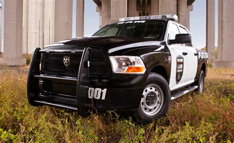 police truck ram truck rolls out crew cab 4 215 4 special services police