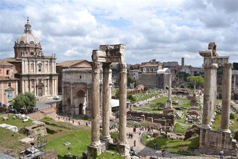 foro romano ingresso la citt 224 pi 249 mondo il colosseo