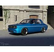 Design  Dacia 1300/1310 Tuning Ou Le Retour De La 12 Gordini
