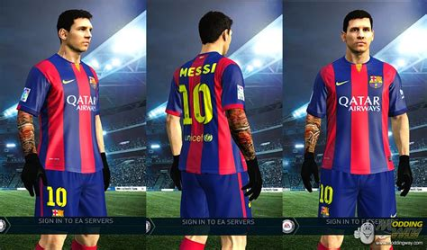 tattoo messi fifa messi new arm tattoo fifa 14