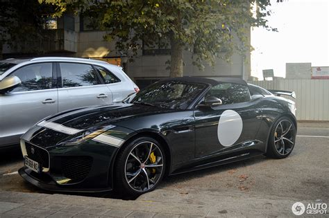 F Type Project 7 by Jaguar F Type Project 7 15 Outubro 2016 Autogespot